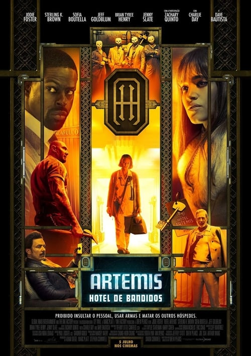 Assistir Hotel Artemis