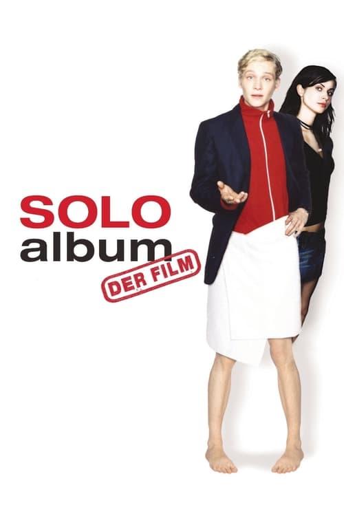 Soloalbum - Poster