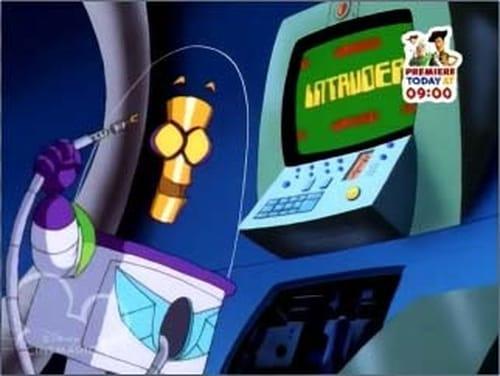 Poster della serie Buzz Lightyear of Star Command
