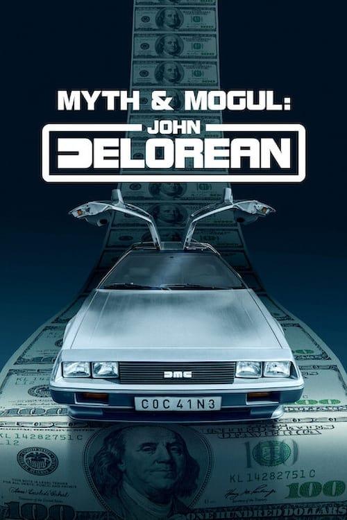 Poster von Myth & Mogul: John DeLorean