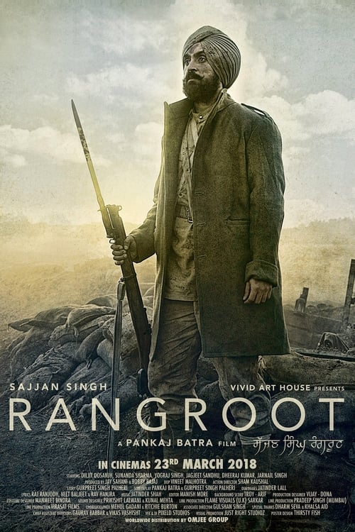 Ver Sajjan Singh Rangroot (2018) Online