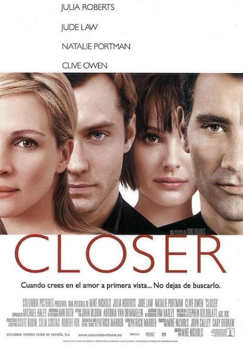 Closer pelicula completa