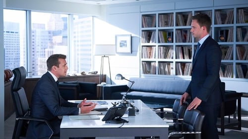 Suits: Season 7 – Episode Home to Roost