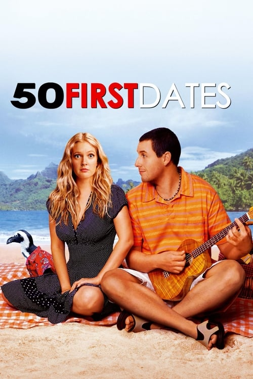 Watch 50 First Dates (2004) Full Movie