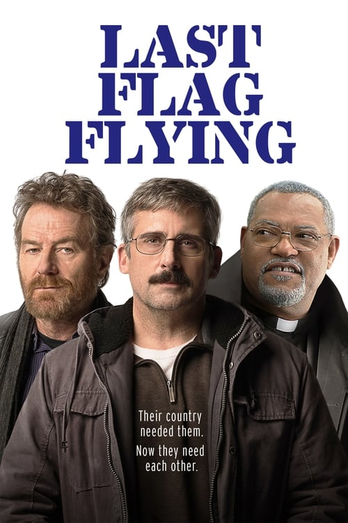 Largescale poster for Last Flag Flying