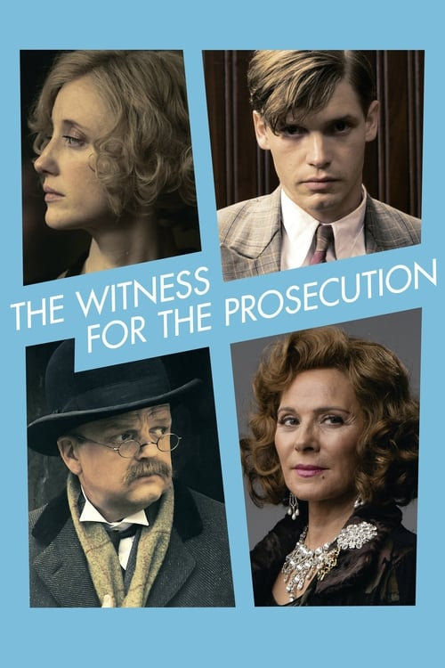 The Witness for the Prosecution poster