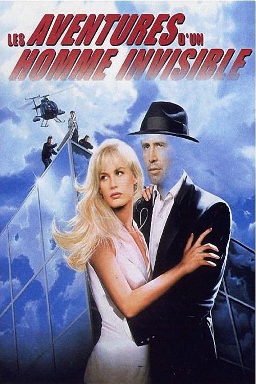 Les aventures d'un homme invisible Film en Streaming Gratuit