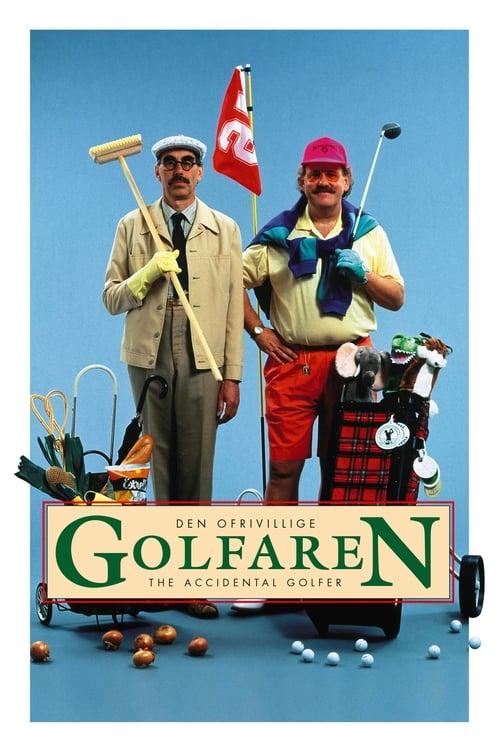 The accidental golfer