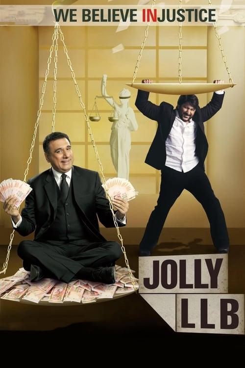 Jolly LLB (2013) Poster