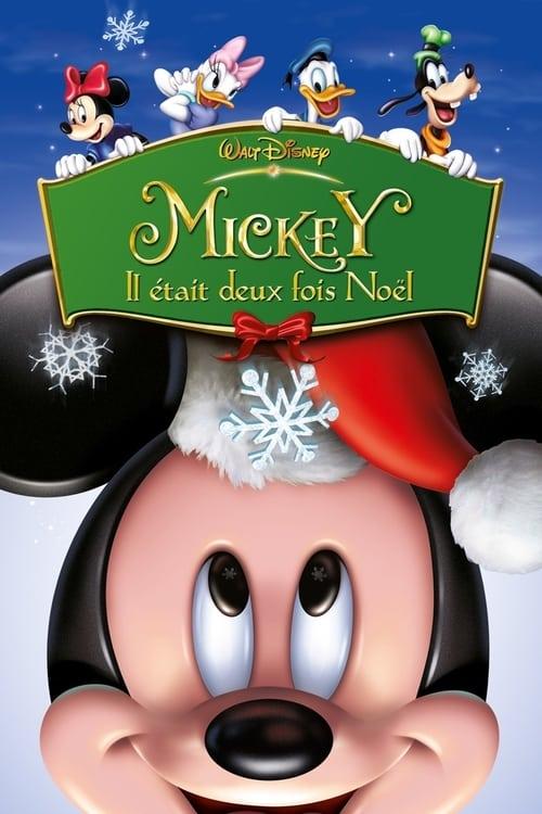 [720p] Mickey, Il était deux fois Noël (2004) streaming Netflix FR
