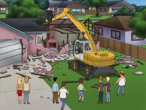 King Of The Hill 2009 Blueray: Season 13 – Episode Square-Footed Monster