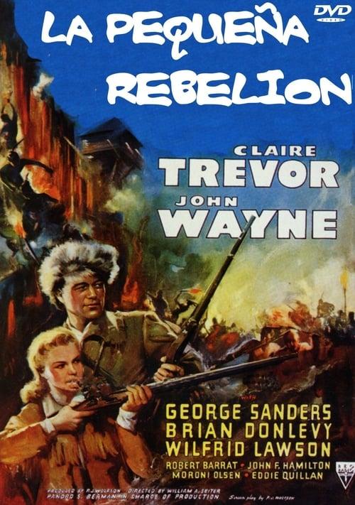 Película La pequeña rebelión En Buena Calidad Hd