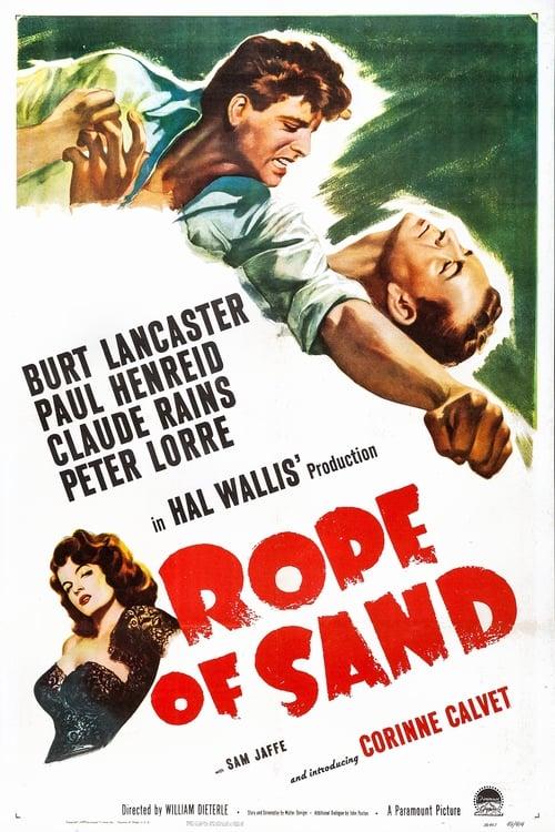 Lataa Elokuva Rope of Sand Suomeksi Kirjoitetut Tekstitykset