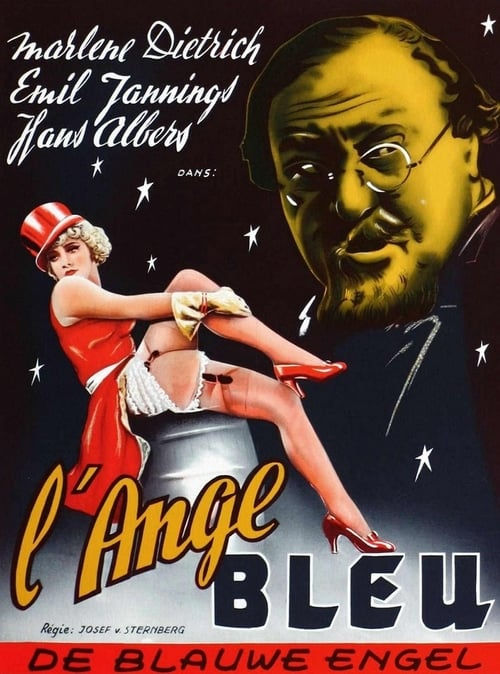 Regarder L'Ange bleu (1930) Streaming HD FR