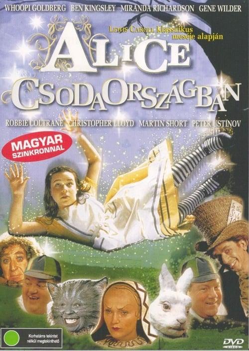 Alice in Wonderland - Alice Csodaországban 1999
