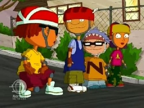 Rocket Power 2004 Streaming: Season 3 – Episode There's Something About Breezy