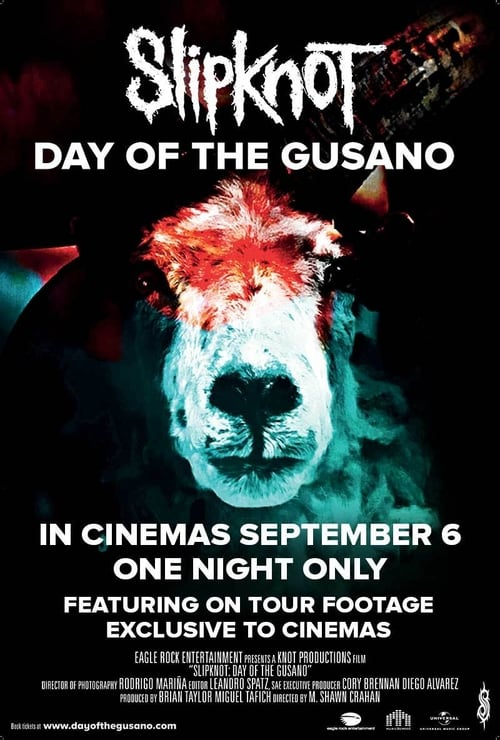 Slipknot: Day of the Gusano Full Movie 2017