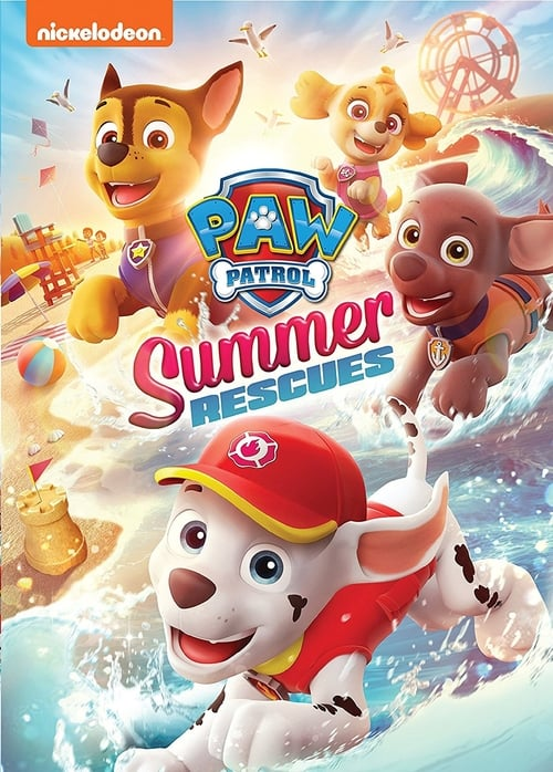 Watch Paw Patrol: Summer Rescues Online Streamplay