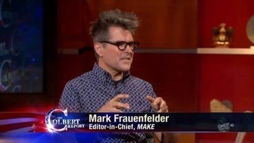 The Colbert Report 2010 Blueray: Season 6 – Episode Mark Frauenfelder