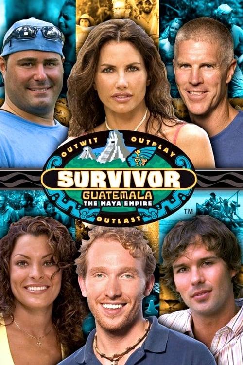 Survivor: Guatemala - The Mayan Empire