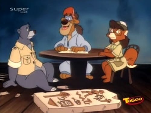 Talespin 1991 Bluray 1080p: Season 1 – Episode In Search of Ancient Blunders