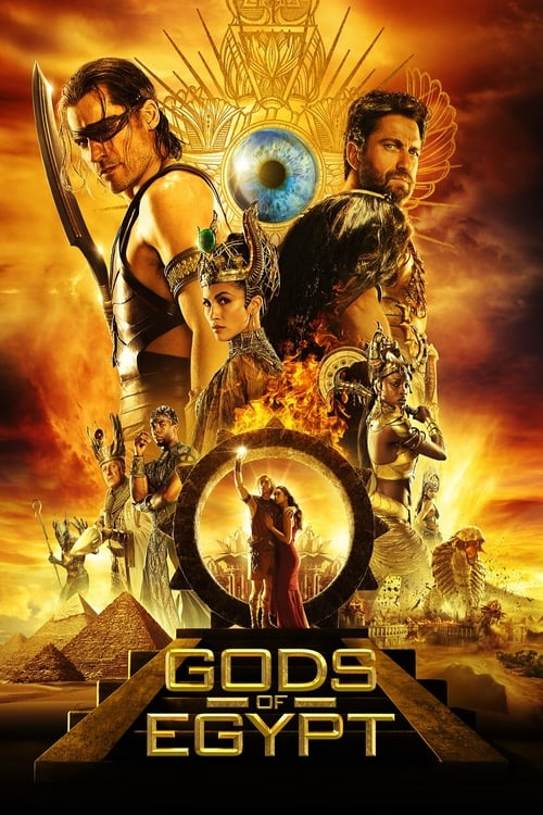 Streaming Gods of Egypt (2016) Full Movie