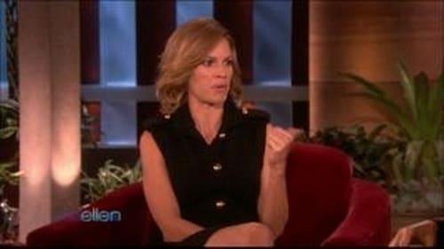 The Ellen DeGeneres Show - Season 7 - Episode 36: Hilary Swank