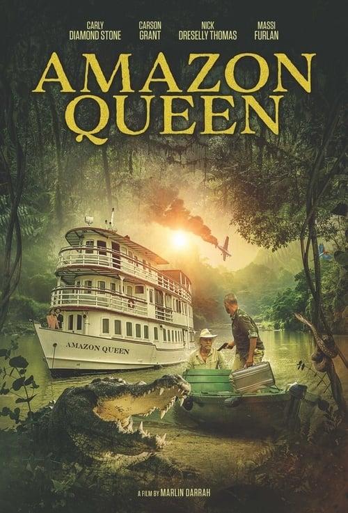 Amazon Queen Poster