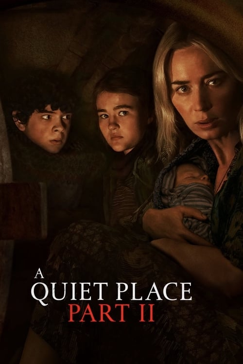 Streaming A Quiet Place Part II (2020) Movie Free Online