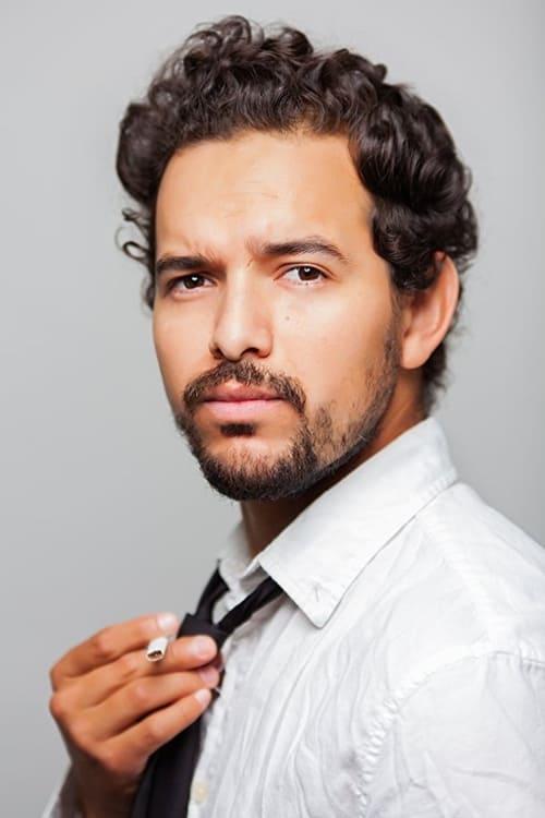 Kép: Alejandro Edda színész profilképe