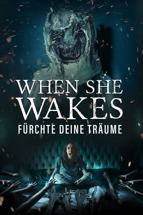 When She Wakes - Poster