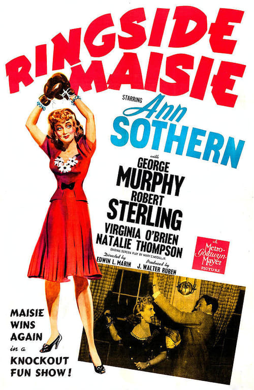 Ringside Maisie (1941) — The Movie Database (TMDb)