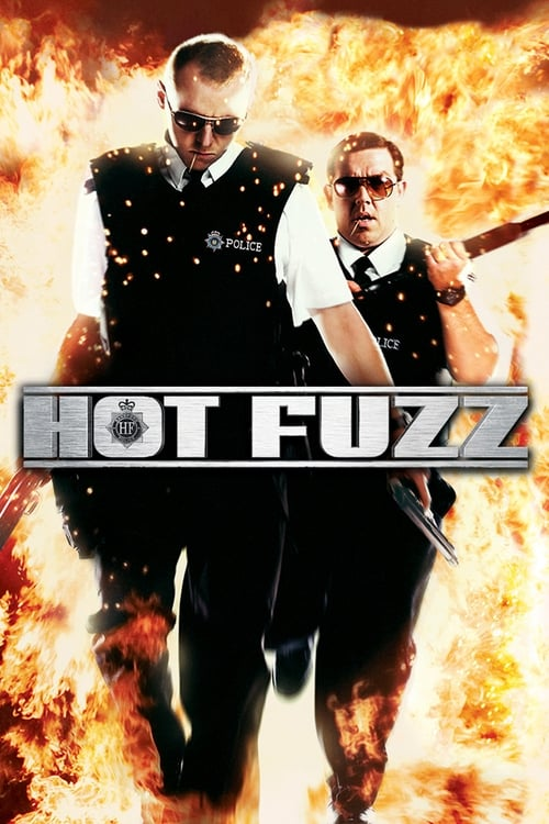 Hot Fuzz Film Streaming HD