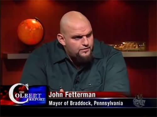 The Colbert Report: Season 5 – Episod John Fetterman