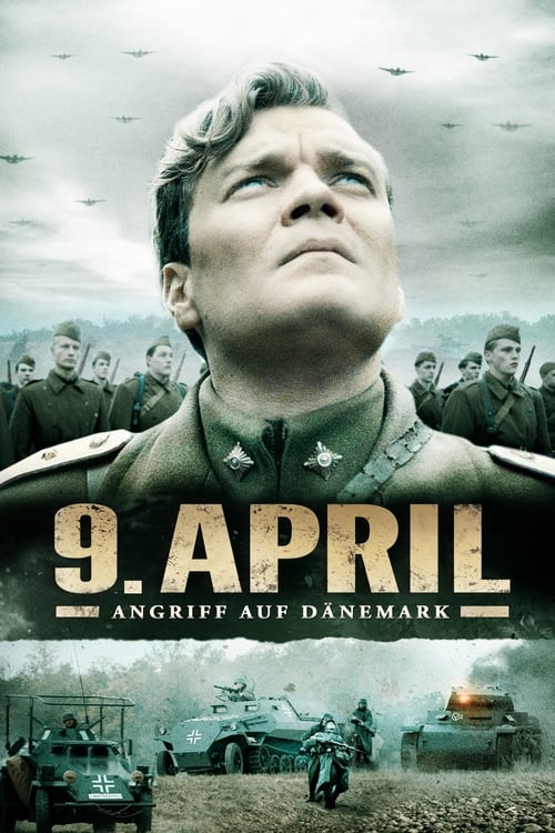 Poster von 9. April - Angriff auf Dänemark