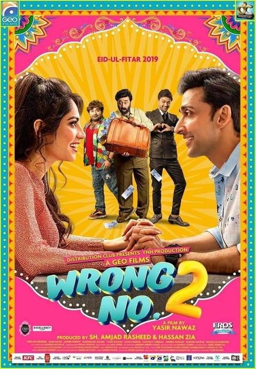 Mira La Película Wrong No. 2 En Buena Calidad Hd 1080p