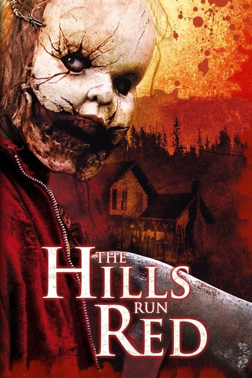 Largescale poster for The Hills Run Red