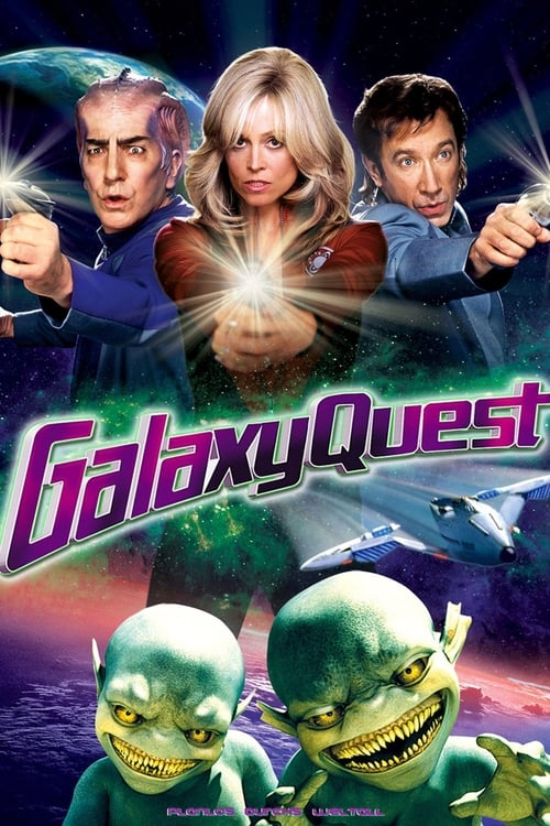 Galaxy Quest Planlos Durchs Weltall Synchronsprecher Media Patencom