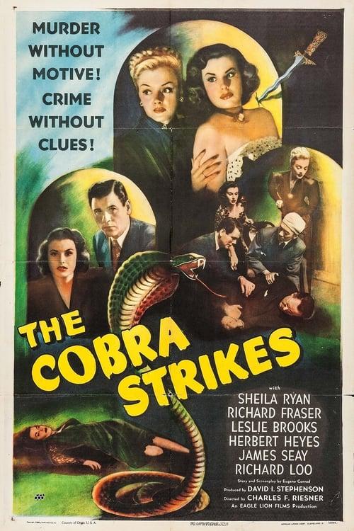 شاهد الفيلم The Cobra Strikes باللغة العربية على الإنترنت
