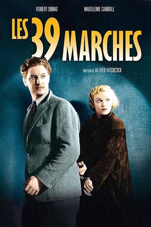 Regarder Les 39 Marches (1935) Streaming HD FR
