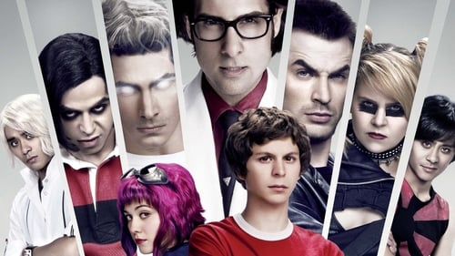 Scott Pilgrim vs. the World - Get the hot girl. Defeat her evil exes. Hit love where it hurts. - Azwaad Movie Database