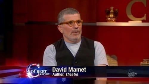 The Colbert Report 2010 Blueray: Season 6 – Episode David Mamet