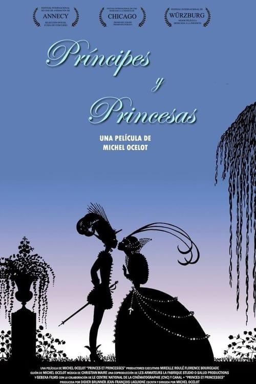 Mira La Película Príncipes y princesas Gratis