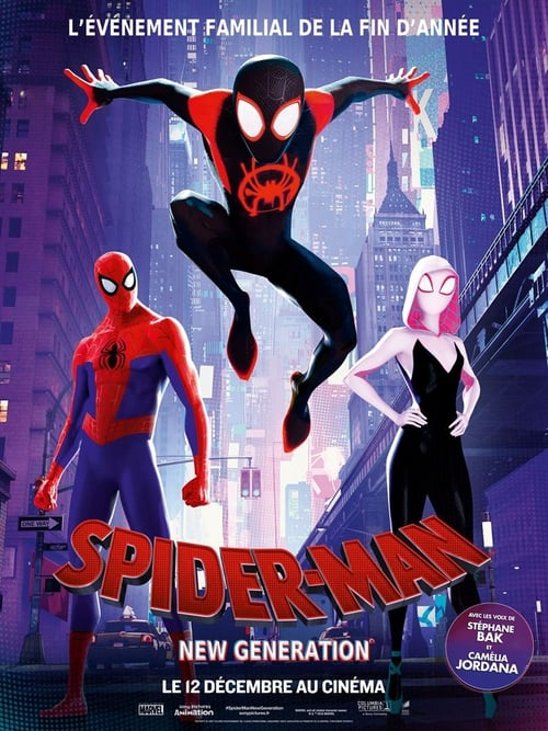 Voir ஜ Spider-Man : New Generation Film en Streaming Youwatch