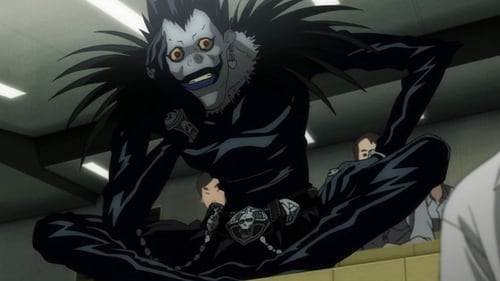 Death Note: Season 1 – Episode Friend
