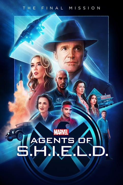 Marvel's Agents of S.H.I.E.L.D. - TV Show Poster