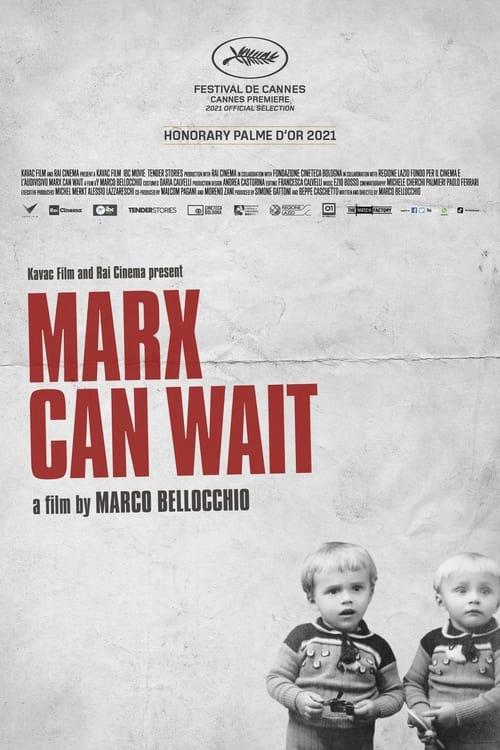 Watch Marx Can Wait Online Idowatch