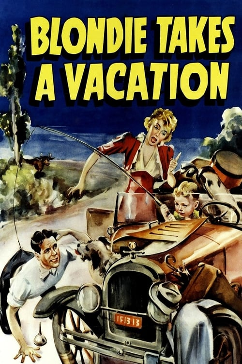 Film Blondie Takes a Vacation Doublé En Français