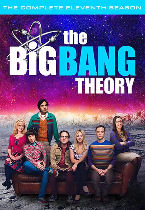 Watch The Big Bang Theory Season 11 in English Online Free