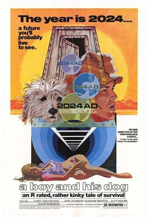 Apocalypse 2024 - Un ragazzo, un cane, due inseparabili amici (1975)